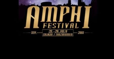 Amphi Festival Köln Gothic