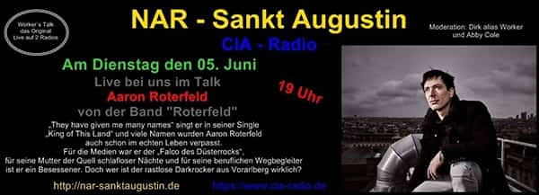 NAR Radio Sankt Augustin Interview Roterfeld