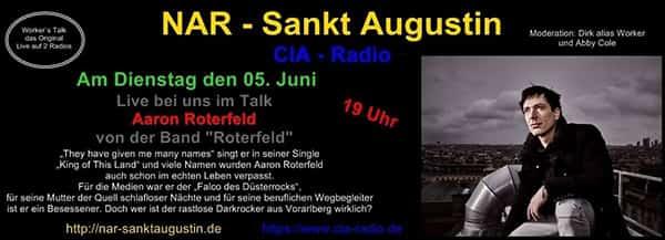 NAR Radio Sankt Augustin Interview Roterfeld
