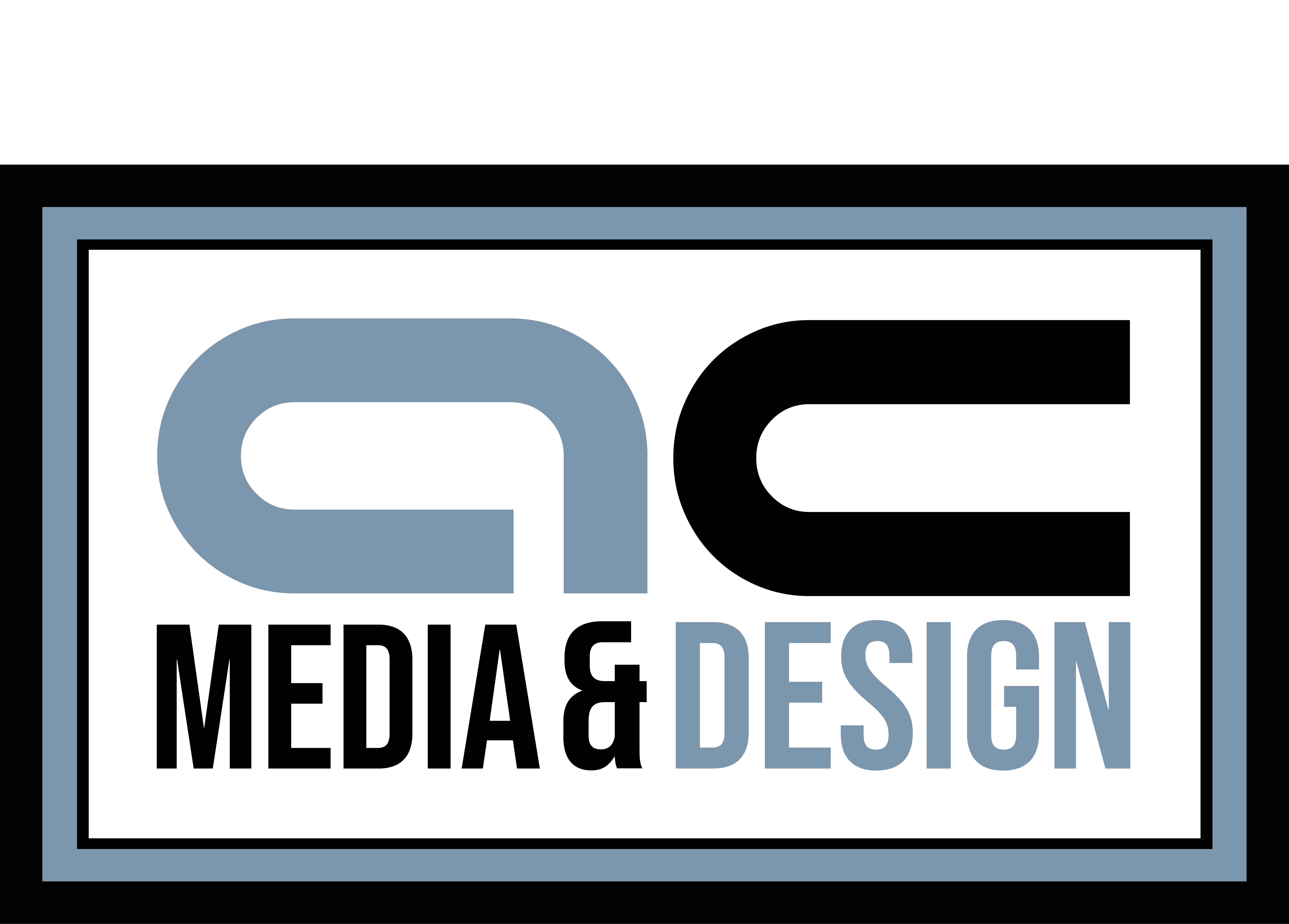 AC Abby Cole Media & Design Logo