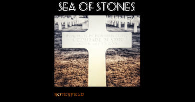 Roterfeld Sea of Stones Cover