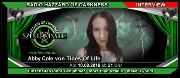 Tides of Life bei Radio Hazzard of Darkness